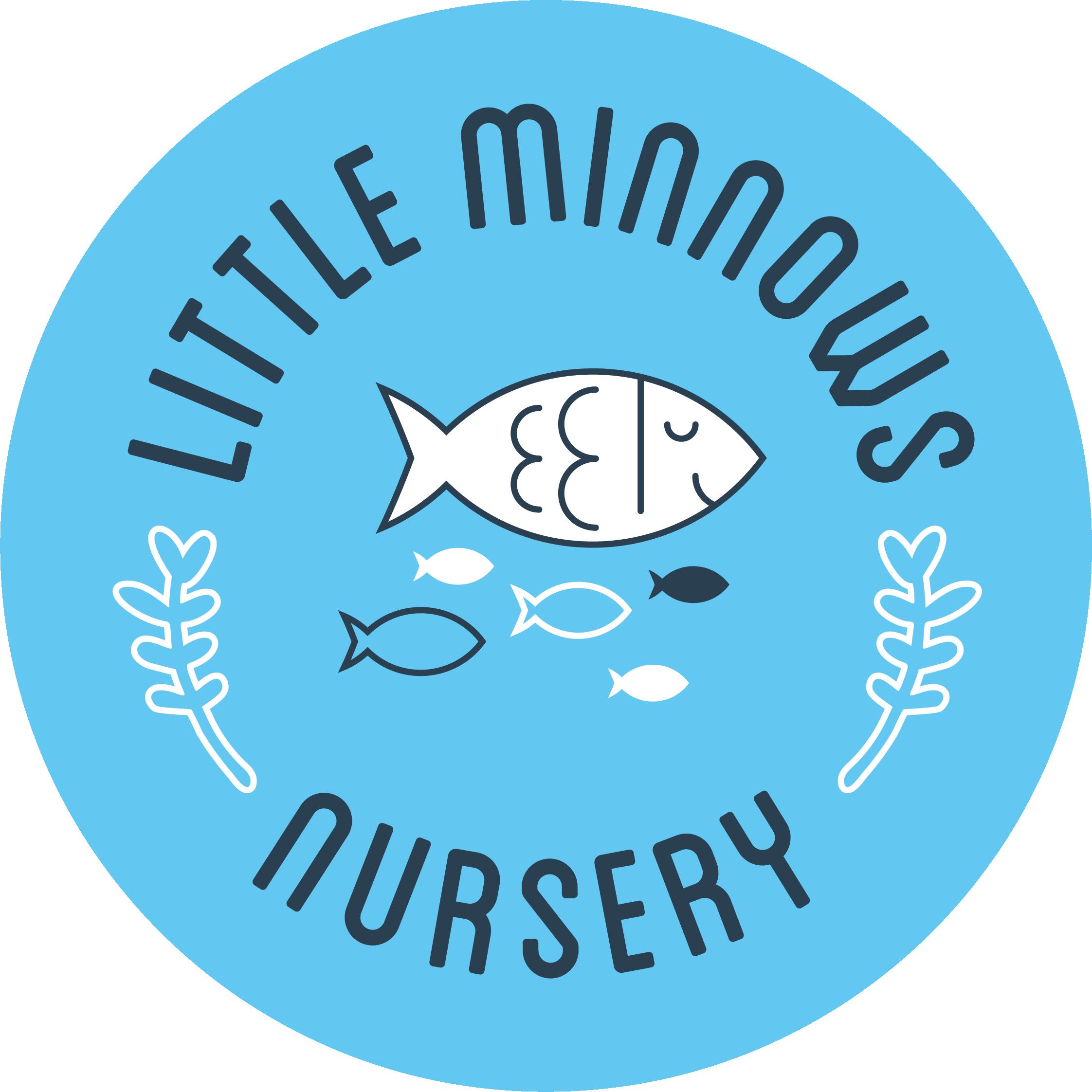 Little Minnows Nursery Logo